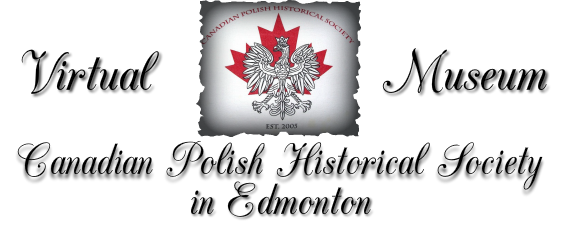 Virtual Museum-Canadian Polish Historical Society